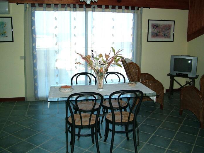 Foto soggiorno cucina balcone sul terrazzo casa casa - Cucina sul terrazzo ...